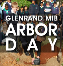 Glenrand MIB Arbor Day
