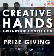 Creative Hands - Prize Giving
